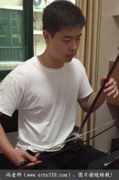 jason,美国小伙想学最中国的乐器