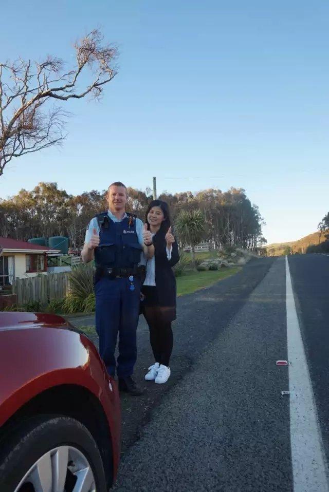 新西兰警察哥哥