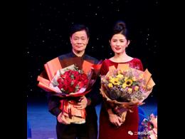 部分观众合影1,第6届冯敏怡二胡师生音乐会